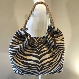Michael Kors Zebra Purse